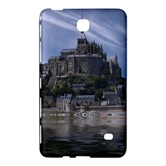 Mont Saint Michel France Normandy Samsung Galaxy Tab 4 (8 ) Hardshell Case  by Nexatart