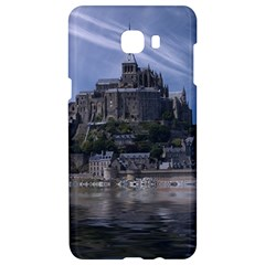 Mont Saint Michel France Normandy Samsung C9 Pro Hardshell Case  by Nexatart