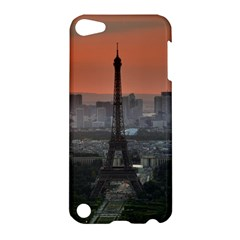 Paris France French Eiffel Tower Apple Ipod Touch 5 Hardshell Case by Nexatart