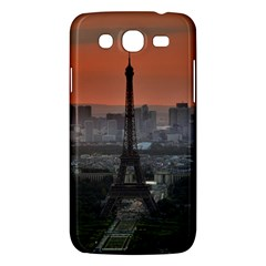 Paris France French Eiffel Tower Samsung Galaxy Mega 5 8 I9152 Hardshell Case  by Nexatart