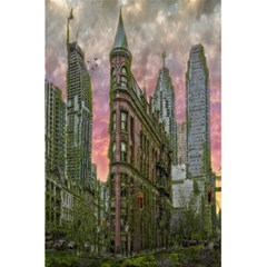 Flat Iron Building Toronto Ontario 5 5  X 8 5  Notebooks