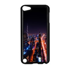 Dubai Cityscape Emirates Travel Apple Ipod Touch 5 Case (black) by Nexatart
