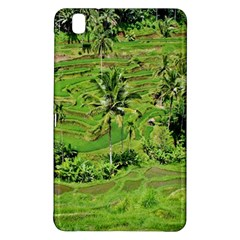 Greenery Paddy Fields Rice Crops Samsung Galaxy Tab Pro 8 4 Hardshell Case