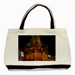 Dresden Frauenkirche Church Saxony Basic Tote Bag (two Sides)
