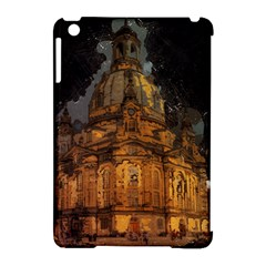 Dresden Frauenkirche Church Saxony Apple Ipad Mini Hardshell Case (compatible With Smart Cover) by Nexatart