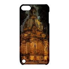 Dresden Frauenkirche Church Saxony Apple Ipod Touch 5 Hardshell Case With Stand by Nexatart