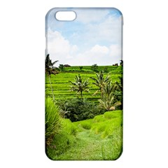 Bali Rice Terraces Landscape Rice Iphone 6 Plus/6s Plus Tpu Case by Nexatart