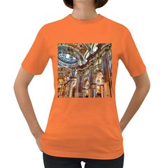 Baroque Church Collegiate Church Women s Dark T Shirt