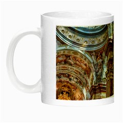 Baroque Church Collegiate Church Night Luminous Mugs by Nexatart