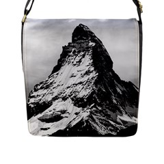 Matterhorn Switzerland Mountain Flap Messenger Bag (l)  by Nexatart
