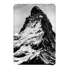 Matterhorn Switzerland Mountain Samsung Galaxy Tab Pro 12 2 Hardshell Case by Nexatart