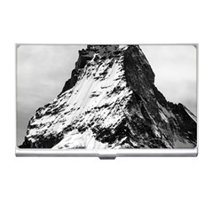 Matterhorn Switzerland Mountain Business Card Holders