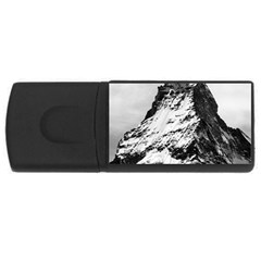 Matterhorn Switzerland Mountain Rectangular Usb Flash Drive