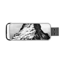 Matterhorn Switzerland Mountain Portable Usb Flash (one Side)