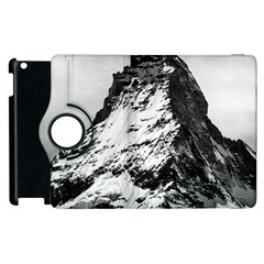 Matterhorn Switzerland Mountain Apple Ipad 3/4 Flip 360 Case