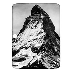 Matterhorn Switzerland Mountain Samsung Galaxy Tab 3 (10 1 ) P5200 Hardshell Case