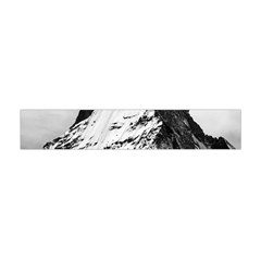 Matterhorn Switzerland Mountain Flano Scarf (mini) by Nexatart