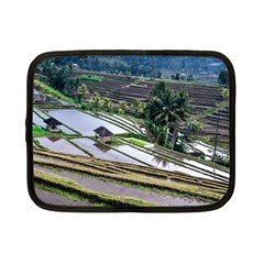 Rice Terrace Rice Fields Netbook Case (small)  by Nexatart