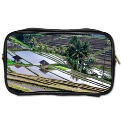 Rice Terrace Rice Fields Toiletries Bags