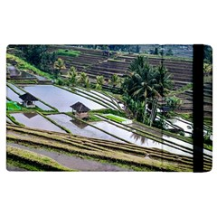 Rice Terrace Rice Fields Apple Ipad 3/4 Flip Case by Nexatart