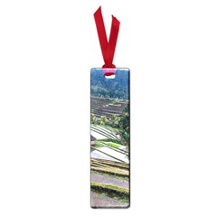 Rice Terrace Rice Fields Small Book Marks by Nexatart
