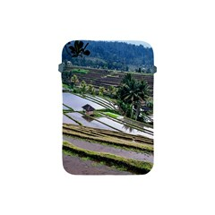 Rice Terrace Rice Fields Apple Ipad Mini Protective Soft Cases by Nexatart