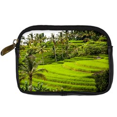 Rice Terrace Terraces Digital Camera Cases by Nexatart