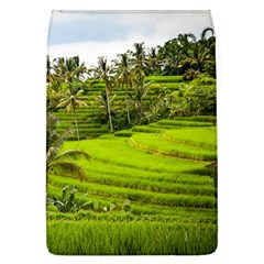 Rice Terrace Terraces Flap Covers (l)  by Nexatart