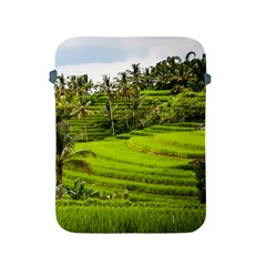 Rice Terrace Terraces Apple Ipad 2/3/4 Protective Soft Cases