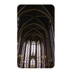 Sainte Chapelle Paris Stained Glass Memory Card Reader
