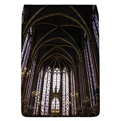 Sainte Chapelle Paris Stained Glass Flap Covers (l)  by Nexatart