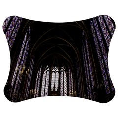 Sainte Chapelle Paris Stained Glass Jigsaw Puzzle Photo Stand (bow)