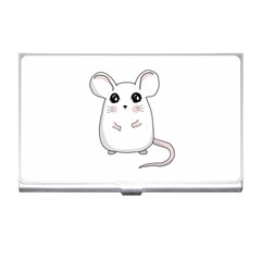 Cute Mouse Business Card Holders by Valentinaart