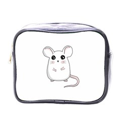 Cute Mouse Mini Toiletries Bags