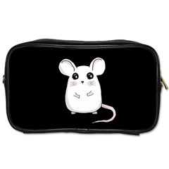 Cute Mouse Toiletries Bags 2 Side