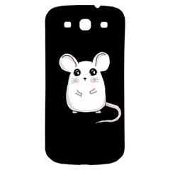 Cute Mouse Samsung Galaxy S3 S Iii Classic Hardshell Back Case