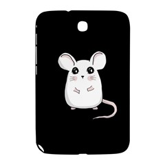 Cute Mouse Samsung Galaxy Note 8 0 N5100 Hardshell Case  by Valentinaart