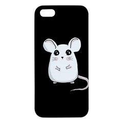 Cute Mouse Iphone 5s/ Se Premium Hardshell Case by Valentinaart