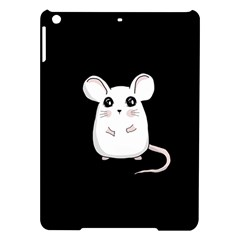 Cute Mouse Ipad Air Hardshell Cases by Valentinaart