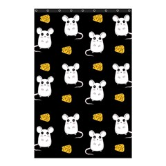 Cute Mouse Pattern Shower Curtain 48  X 72  (small)