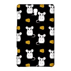 Cute Mouse Pattern Samsung Galaxy Tab S (8 4 ) Hardshell Case