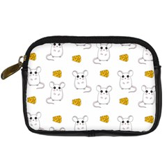 Cute Mouse Pattern Digital Camera Cases