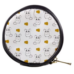 Cute Mouse Pattern Mini Makeup Bags