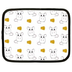 Cute Mouse Pattern Netbook Case (xxl)