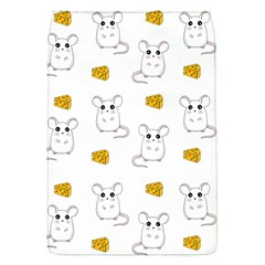 Cute Mouse Pattern Flap Covers (s)  by Valentinaart