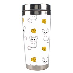 Cute Mouse Pattern Stainless Steel Travel Tumblers