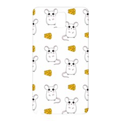 Cute Mouse Pattern Samsung Galaxy Note 3 N9005 Hardshell Back Case