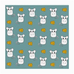Cute Mouse Pattern Medium Glasses Cloth