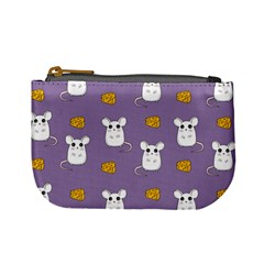 Cute Mouse Pattern Mini Coin Purses