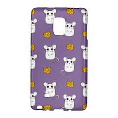 Cute Mouse Pattern Galaxy Note Edge